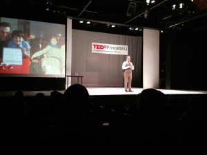 Dr. Robert Accordino, US founder of Music for Autism, delivered a TEDx talk at Princeton University in November
