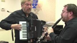 Doug and Dmitri Klezmer Duo